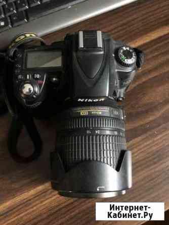 Зеркальный фотоаппарат Nikon D90 Хабаровск