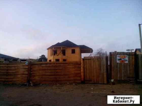 Строим дома,коттеджи,пристрои,бани, заливка фундам Улан-Удэ