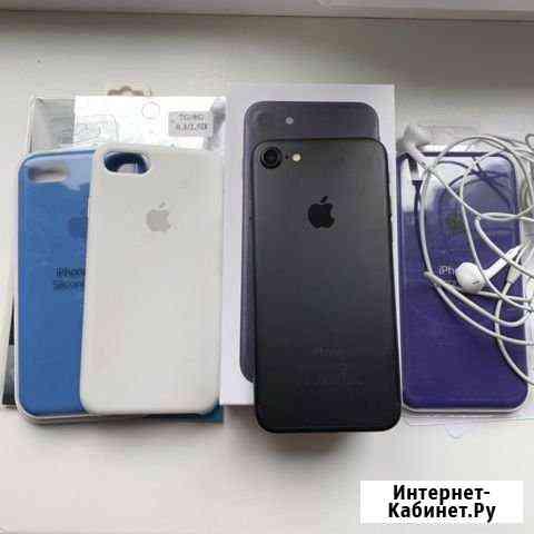 iPhone 7 32Gb Matte Black Петропавловск-Камчатский
