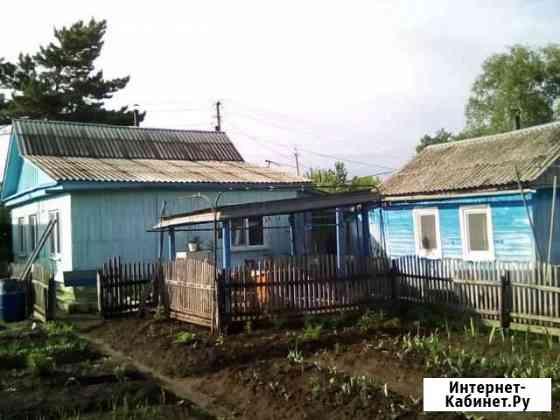 Дом 63 кв.м. на участке 12 сот. Дальнереченск