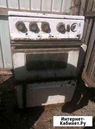 Электро печь на запчасти Шилка