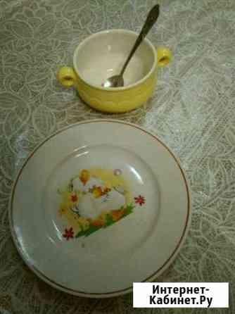 Набор детской посуды Воронеж