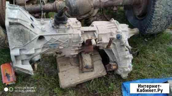 Двигатнль с каробкой Оха