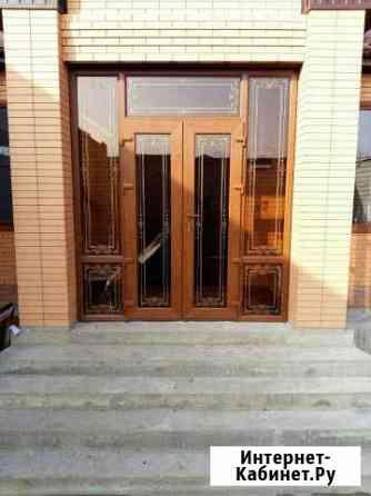 Изготовление пластиковые окна и двери Назрань