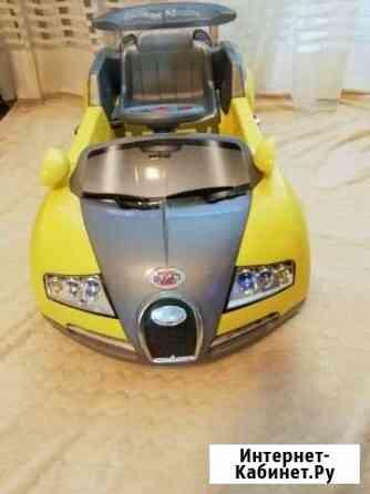 Детский автомобиль на аккумуляторе Ливны