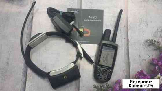 GPS ошейник-трекер Garmin Astro 220 + DC30 Белогорск