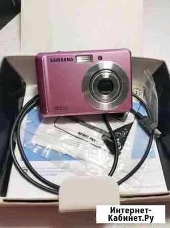 Фотоаппарат SAMSUNG es15 рабочий в коробке с заряд Чита