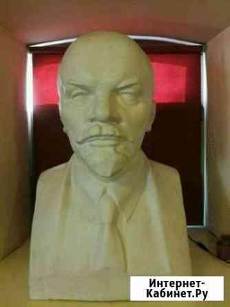 Большой Ленин В.И. в Ленинскую комнату Шадринск