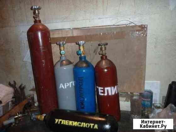 Баллон кислородный, углекислотный, азонный 5л, 8л Барнаул