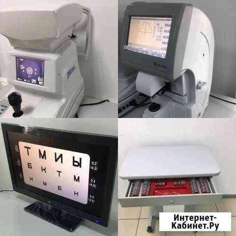 Авторефрактометр / Оборудование для оптики Красноярск