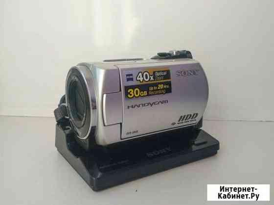 Продам видеокамеру sony dcr-sr42 Чита