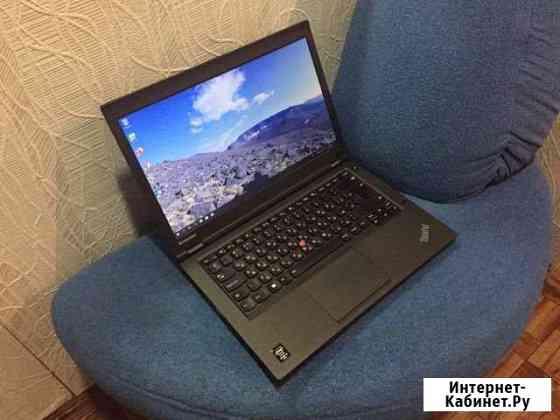 Lenovo ThinkPad T440p (игровой) Нарьян-Мар