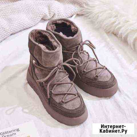 Женские ботинки (зимние) Нерюнгри
