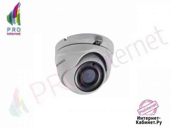 Видеокамера HD-TVI HiWatch DS-T503 (B) 5Мп Казань