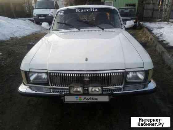 ГАЗ 3102 Волга 2.3МТ, 2001, седан Муезерский