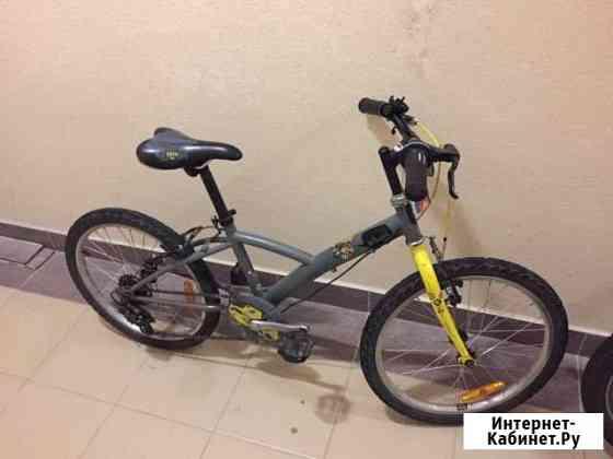 Велосипед Btwin racing boy Железнодорожный