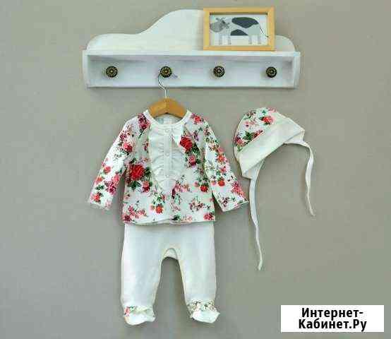 Комплект для малышки Розомания Барнаул