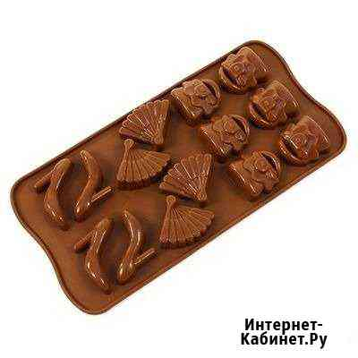 Форма для шоколада Чита