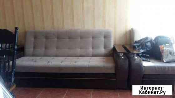 Диван + 2 кресла+2пуфика Ногир