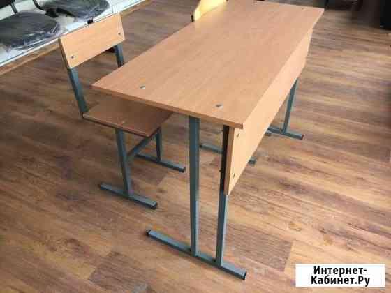 Парты и стулья школьные Грозный