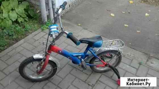 Велосипед детский. Регулируемое по высоте сидение Тихорецк