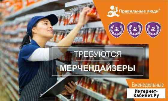 Мерчендайзер (работа для всех) Казань