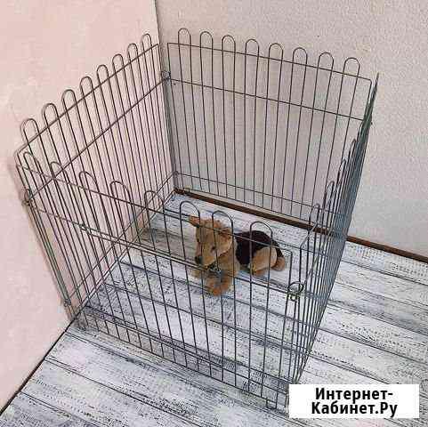 Вольер для Собак Премиум класса Санкт-Петербург