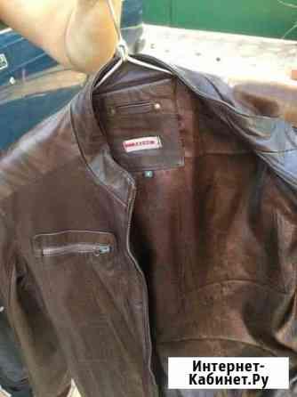 Кожаная куртка Эркин-Шахар