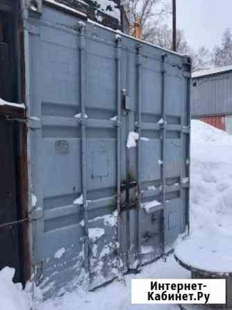 Контейнер 40 футов. Высокий - 2,9 метров Томск