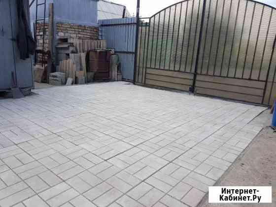 Тротуарная плитка Выкладка тротуарной плитки Магнитогорск