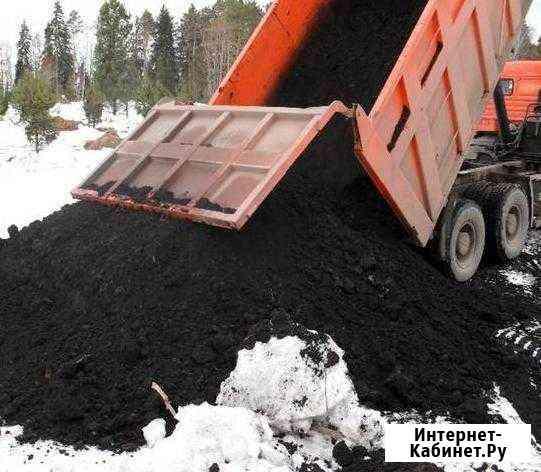 Песок Щебень Земля Торф Пгс Комсомольск-на-Амуре