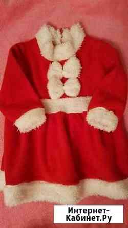 Платье новогоднее 80 Самара