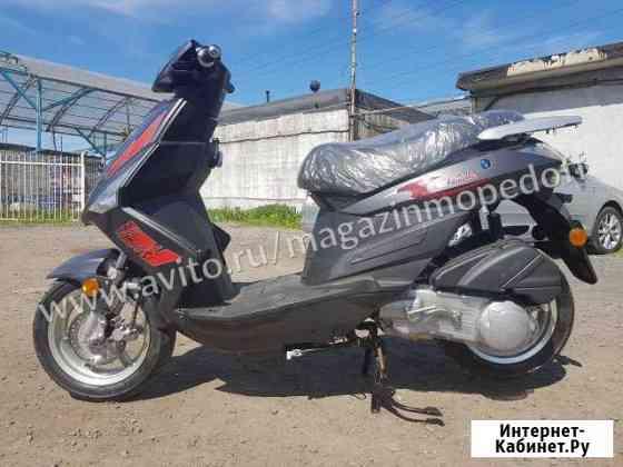 Скутер Lifan LY125T-27 125cc 4т + шлем в подарок Санкт-Петербург
