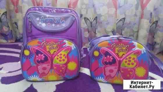 Рюкзак школьный для девочки Сургут