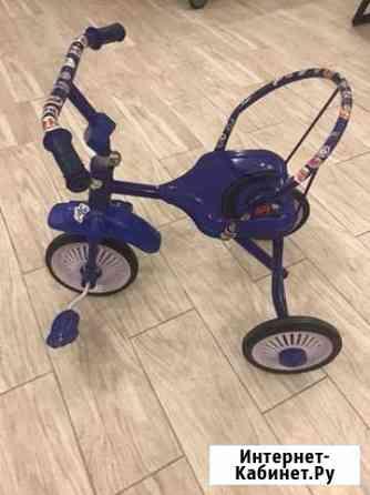 Велосипед детский трехколёсный Севастополь