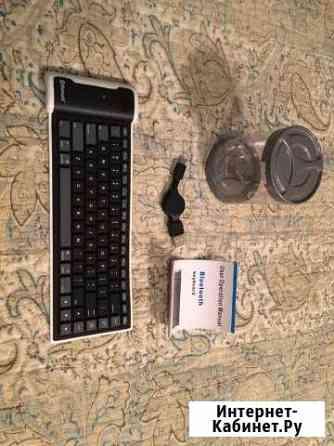 Bluetooth-клавиатура Дубовое
