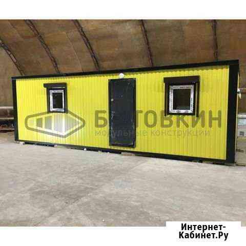 Блок-контейнер Офис Новый Уренгой