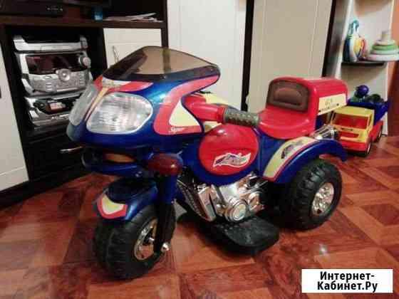 Электро Мотоцикл детский Иваново