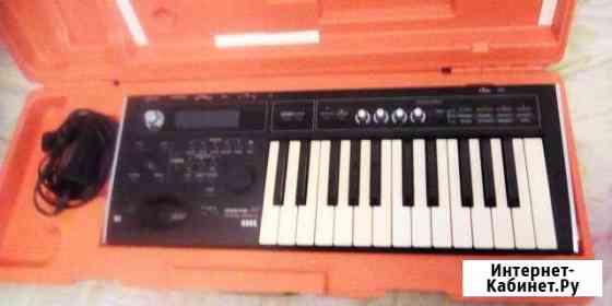 Синтезатор korg micro X Саранск