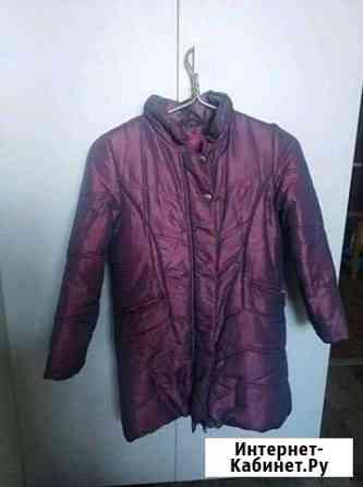 Куртка на девочку Тольятти