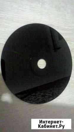 Чёрные CD-R необычный дизайн Томск