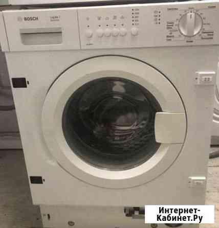 Встраиваемая стиральная машина bosch WIS24140OE Москва