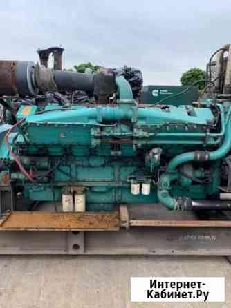 Двигатель Cummins KTA50G3 Калуга