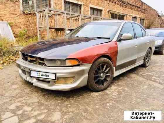 Mitsubishi Aspire 1.8AT, 2000, седан, битый Петрозаводск