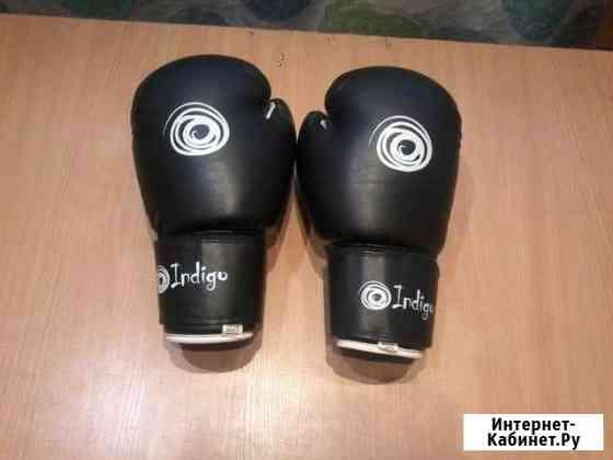 Боксерские перчатки indigo 10oz Великий Новгород