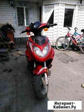 Racer Lupus 125cc Рубцовск