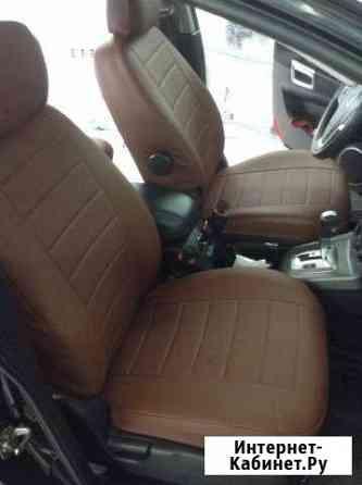 Установка авточехлов на любой автомобиль, подшив Брянск