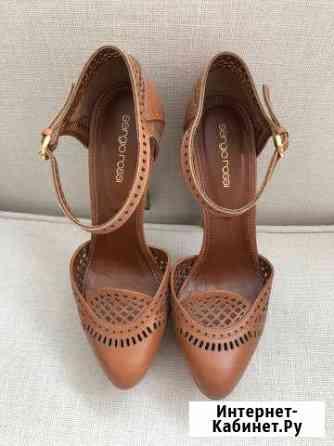 Босоножки туфли Sergio Rossi, оригинал, размер 39 Владивосток