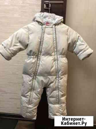 Детский зимний комбинезон на пуху ilgufo Сургут