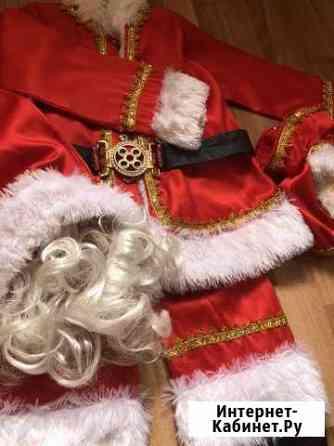 Детский костюм Деда Мороза Хабаровск